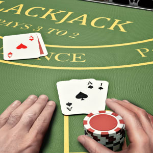 Tea erinevust: Blackjack versus pokker!